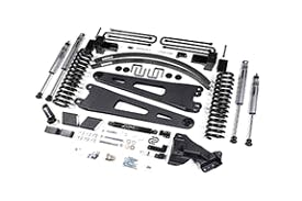 Lift kit for F250-F350 silver package