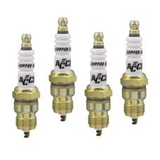 ACCEL 0276S-4 High Performance Shorty Spark Plug, 4pk
