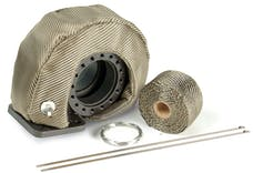 DEI 010145 Turbo Shield Kit - T4 - Titanium