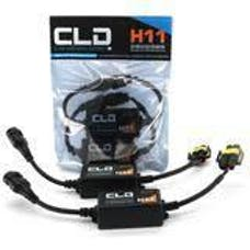 CLD - H11 (H8, H9) Headlamp - Canbus Anti-Flicker Module - Pair
