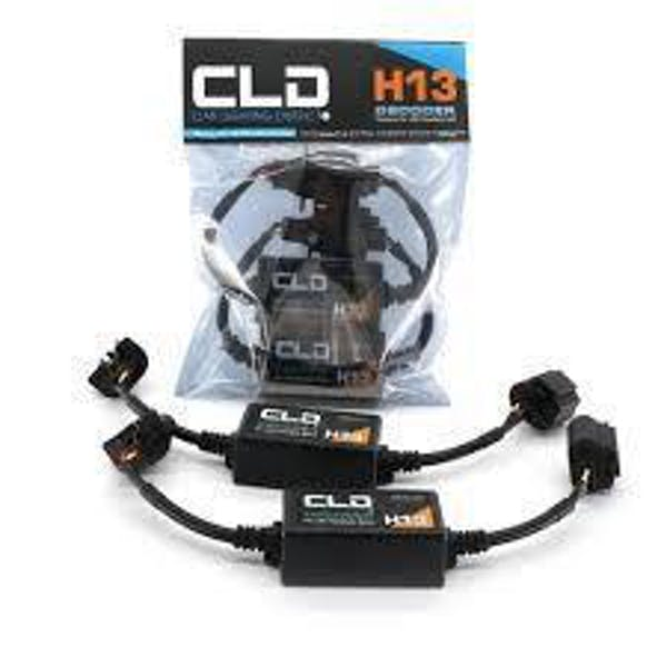 CLD - H13 Headlamp - Canbus Anti-Flicker Module - Pair