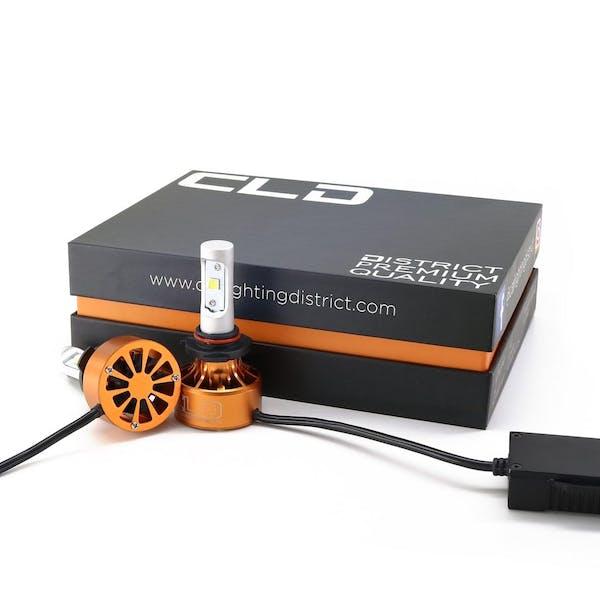CLD - H4 (9003 / HB2) Helios LED Headlight Conversion Kit
