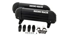 RHINO RACK 572 - Ski Carrier - 2 skis or 1 snowboard / Fishing Rod Holder