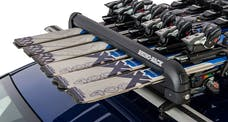 RHINO RACK 576 - Ski and Snowboard Carrier - 6 Skis or 4 Snowboards