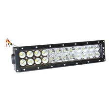 "RTX 13.7"" SPOT/FLOOD DUAL ROW DUAL COLOR (WHITE/ORANGE) LIGHT BAR"