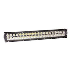 "RTX 21.7"" LED SPOT/FLOOD DUAL ROW DUAL COLOR (WHITE/ORANGE) LIGHT BAR"
