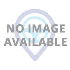 Bushwacker 10055-07 Flat Style Fender Flare - Front Pair - OE Matte Black