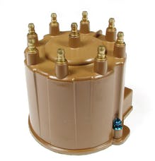 ACCEL 120137 Distributor Cap, Brown (HEI Style)