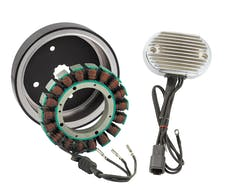 ACCEL 152304 Charging System Kit 38 AMP