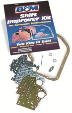 B&M 50260 Shift Improver Kit for C4 Automatic Transmissions