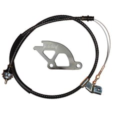 BBK Performance Parts 1505 Clutch Quadrant And Cable Kit
