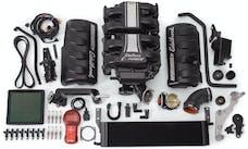 Edelbrock 1580 E-Force Street Legal Supercharger Kit
