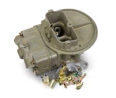 Holley 0-4412CT 2300 500 CFM Circle Track Performance Carburetor, Dichromate Finish
