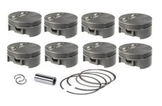 Mahle 930221 Series Pistons LS7 FLAT TOP & INVERTED
