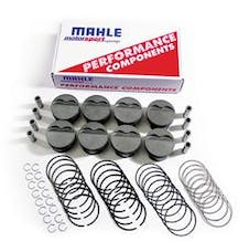 Mahle 930219 Series Pistons LS1/2/6 INVERTED DOME