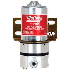 Mallory 22256 Fuel Pump  70gph, 5-6psi