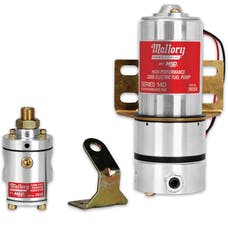 Mallory 29209 Electric Fuel Pump Regulator Included