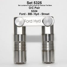 FORD SB/BB HYD ROLLER LIFTERS 5325
