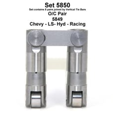 CHEVY LS HYDRAULIC ROLLER LIFTERS 5850