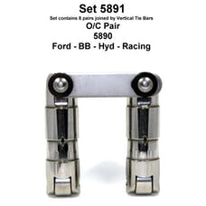 FORD BB HYD ROLLER LIFTERS 5891