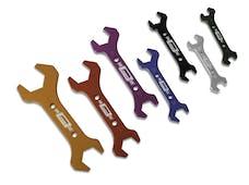 Mr. Gasket 33200G AN Wrench Set (3AN thru 20AN)