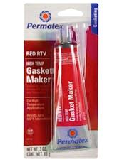 Permatex Hi-Temp Red RTV Silicone Gasket Maker