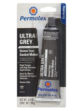 Permatex Ultra Grey Rigid High Torque RTV Silicone Gasket Maker