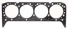 HG1600 SBC Cheater Coated Steel Shim Gasket