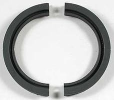 BBC 2PC Viton Rear Seal High Vac