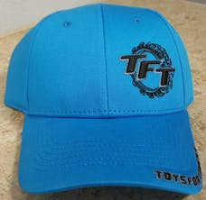 Blue and Black Toys For Trucks Adjustable Hat