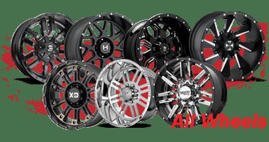 Shop All Wheels