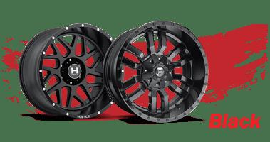 Shop Black Wheels