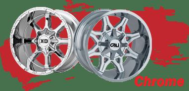Shop Chrome Wheels