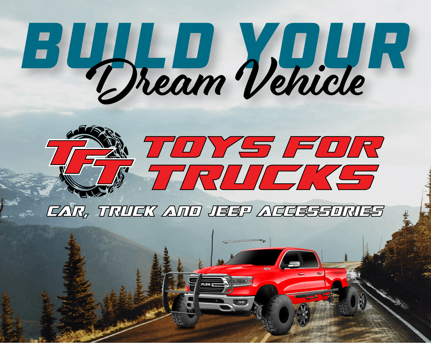 Interactive Garage Build Your Truck