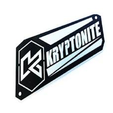 Kryptonite PB59543 11-19 GM Truck Upper Control Arm Logo Plate