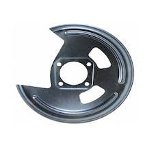 LEED Brakes SPSH1002R Rear Disc Brake Splash Sheild RH