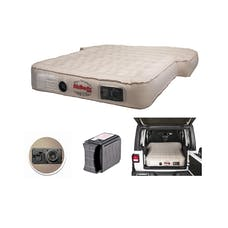 Pittman Outdoors PPI-TAN_XUV AirBedz Tan Rear Seats Down Air Mattress