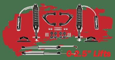 Shop 0-2.5 Inch Lift Kits