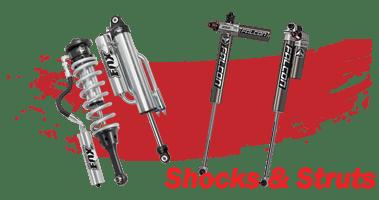 Shop Shocks & Struts