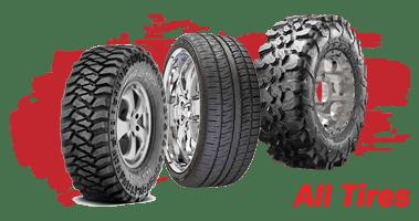 Shop All Tires