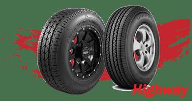 Shop Highway Tires