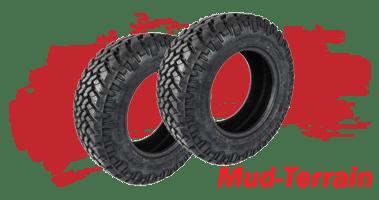 Shop Mud-Terrain Tires