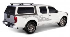 ARE Overland Series Truck Cap for Nissan Trucks