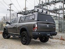 ARE Overland Series Truck Cap for Dodge Trucks