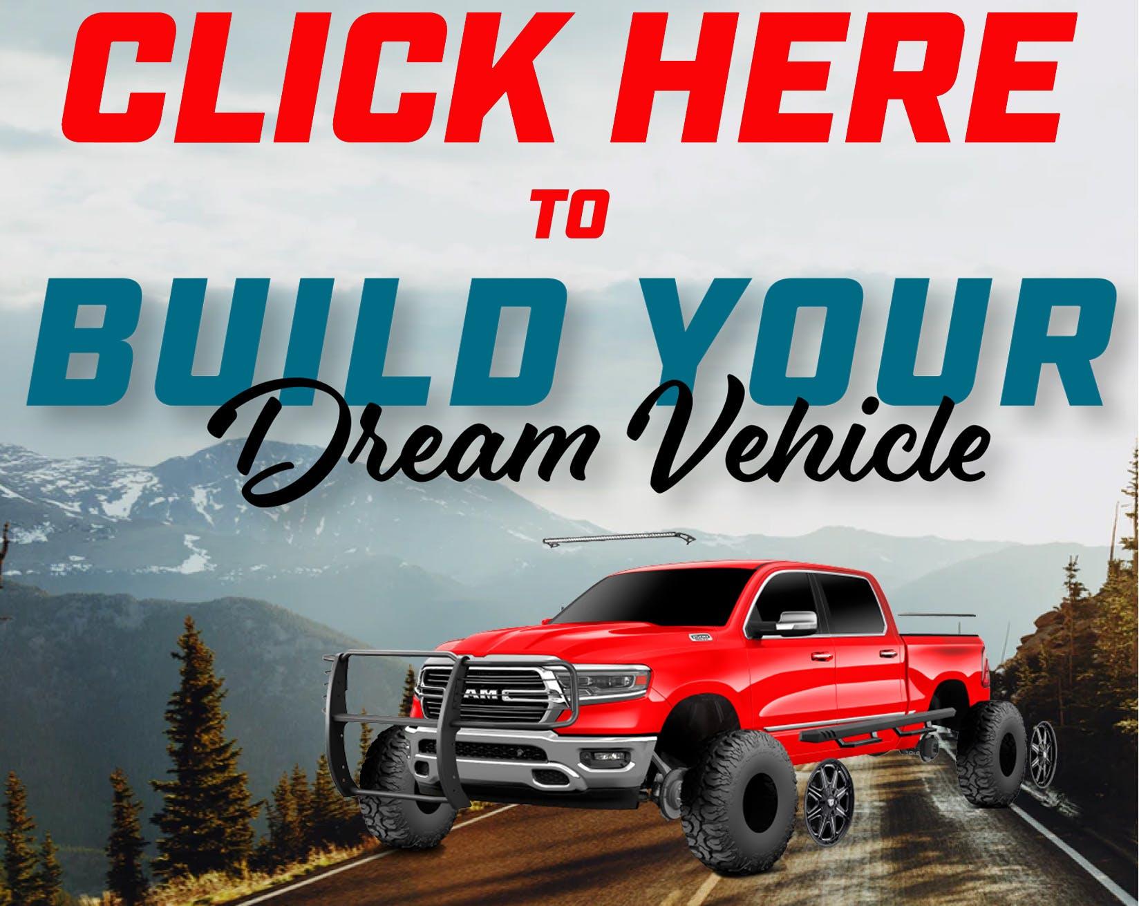 Interactive Garage Build Your Truck
