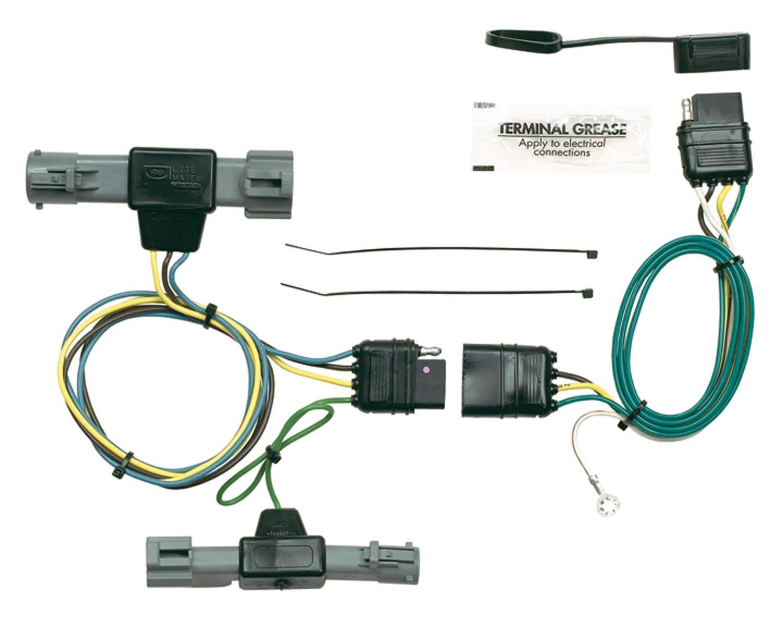 Hopkins 40305 Plug-In Simple Vehicle Wiring Kit Hopkins Towing Solution HOP:40305