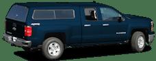 Ranch Fusion Truck Cap for Silverado/Sierra Trucks