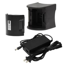 Tera Pump 20007 TREDRUMRB - Rechargeable Battery with Charger, and Detachable Holder