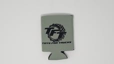 Gray Toys For Trucks Pocket Koozie