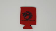 Red Toys For Trucks Pocket Koozie